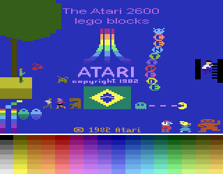 Make Atari 2600-like games with no programming